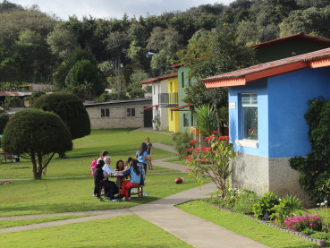 The Oasis Girl's Home, Guatemala